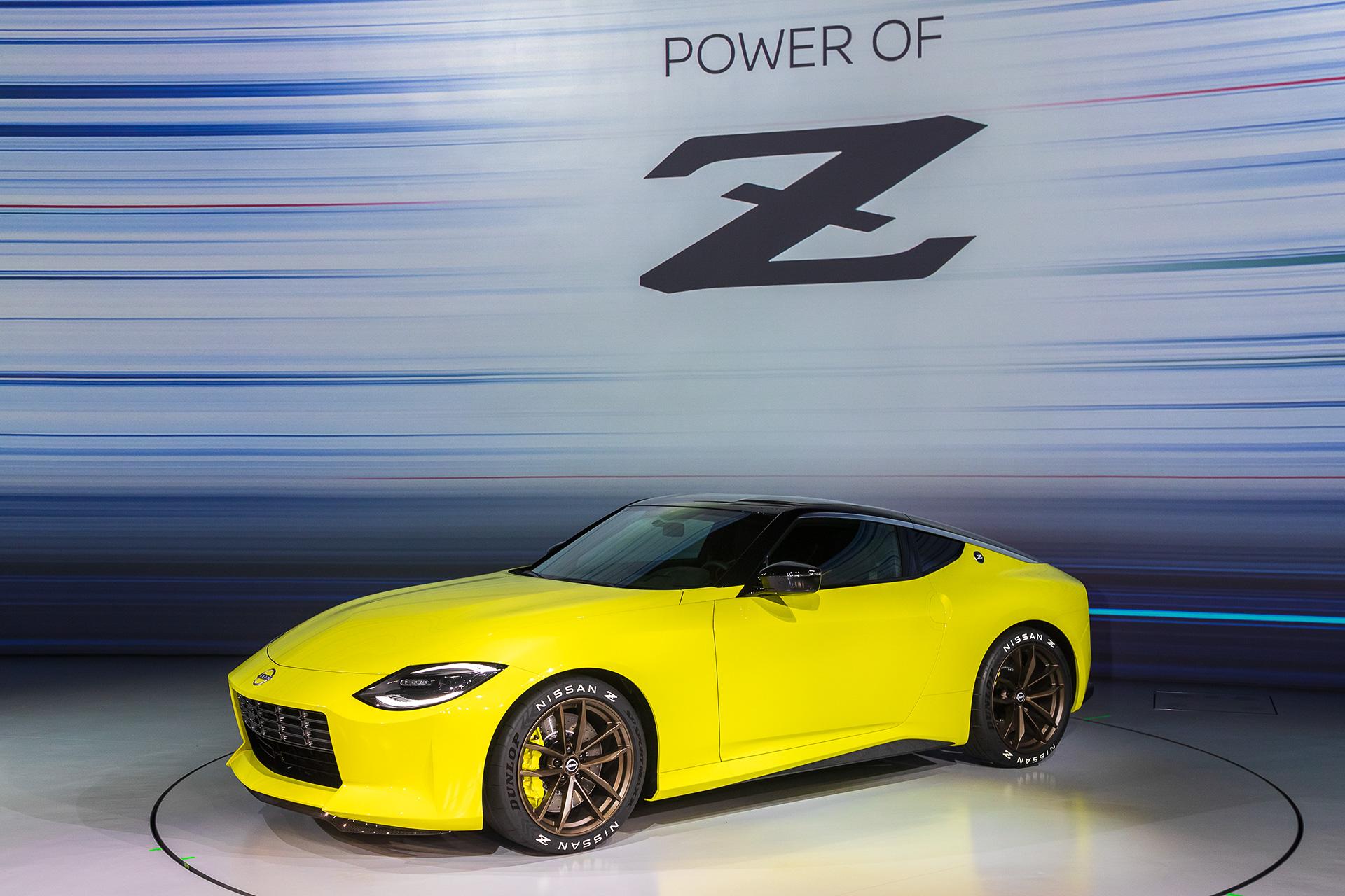 写真で見る 日産フェアレディZ プロトタイプ「Z PROTO」-Car Watch