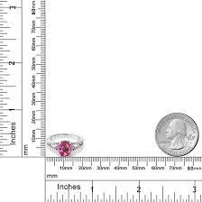楽天市場】2.24カラット 天然 ミスティックトパーズ (ピンク) 指輪 ...