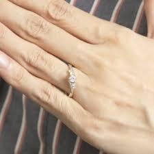 楽天市場】プラチナ リング ダイヤモンド 一粒 レディース 指輪 pt900 ...
