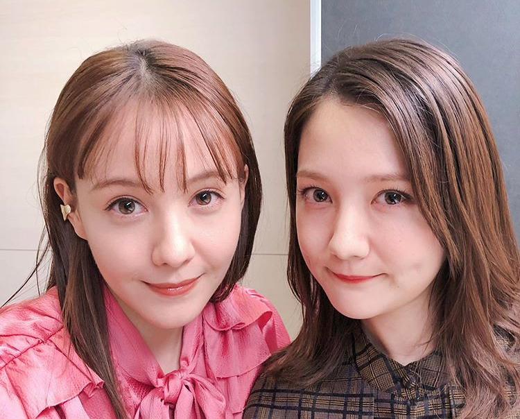トリンドル玲奈の妹、ルナが可愛い!プロフィールは? | haru blog