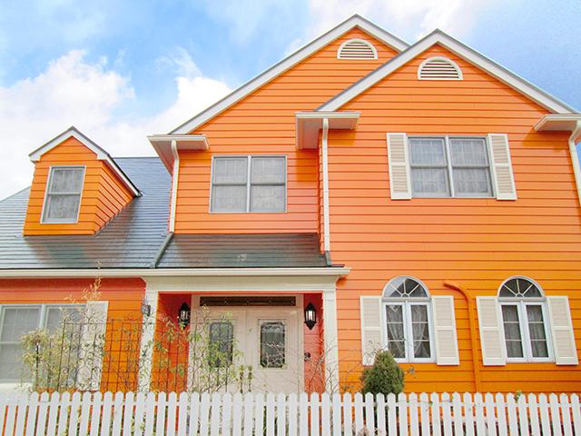 外壁塗装おすすめの人気3色はこれだ!