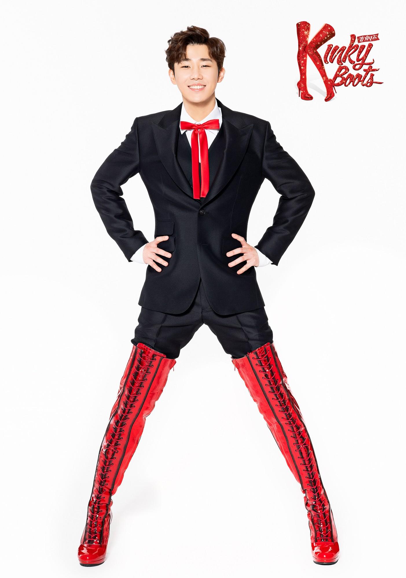 INFINITE ソンギュ、軍除隊後の初のミュージカル「キンキー・ブーツ ...