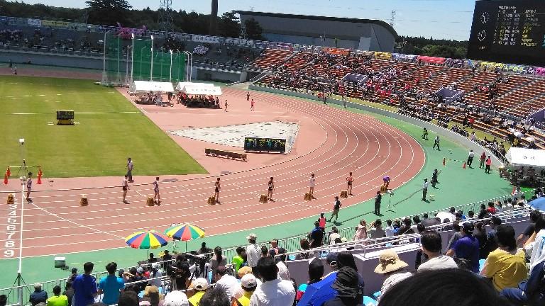 陸上競技部 - 千葉県立鎌ヶ谷高等学校