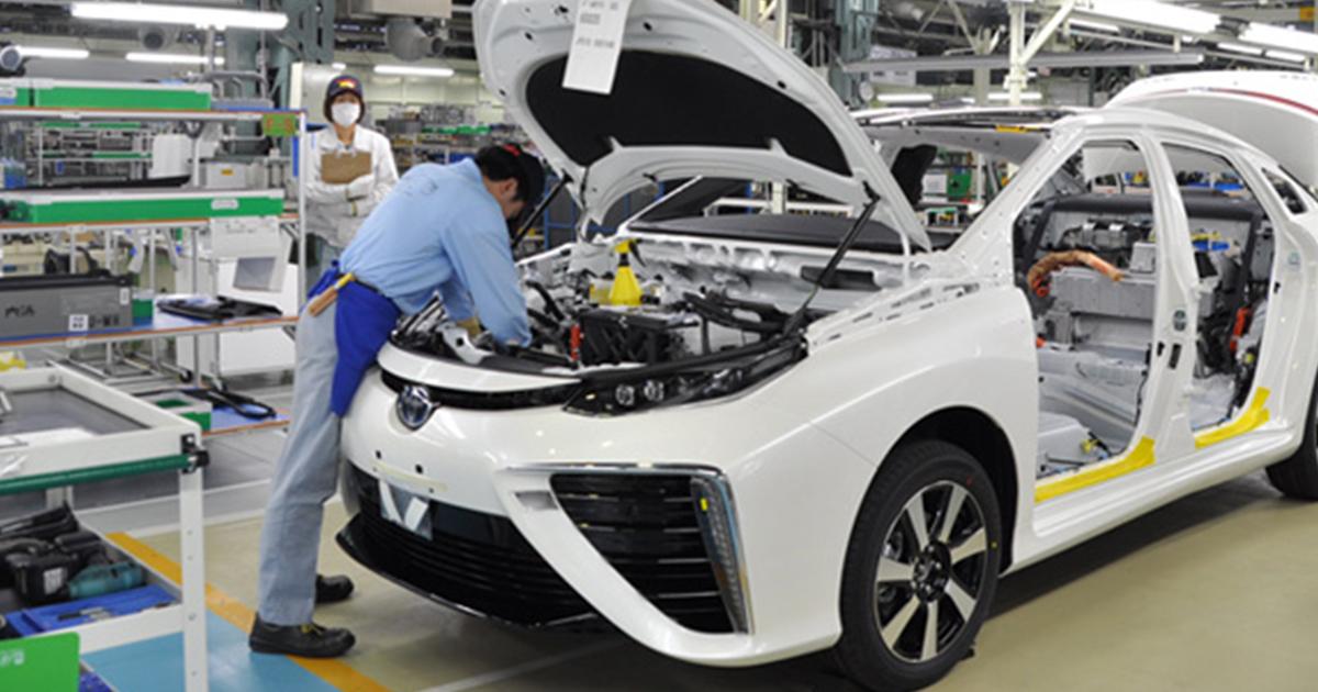 事業所 | 会社概要 | 企業情報 | トヨタ自動車株式会社 公式企業サイト