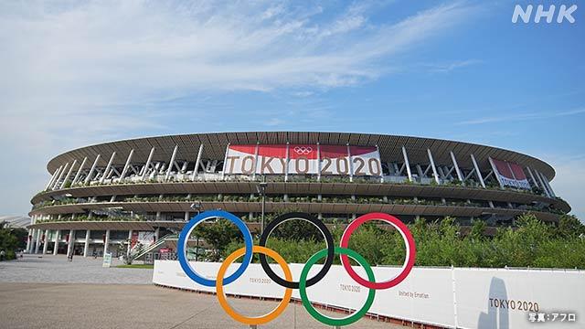 緊急事態宣言下の東京オリンピック 開会式は午後8時から ...
