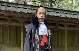 何でも挑戦!織田信成、織田信長役でドラマ「歴史迷宮からの脱出」出演 ...