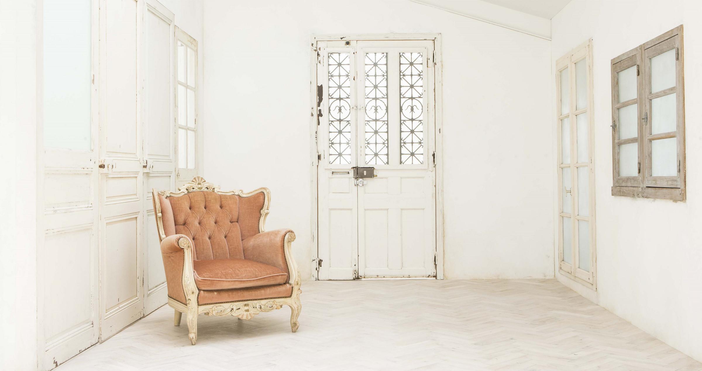 白を基調にした自然光レンタルハウススタジオ | studioNARU