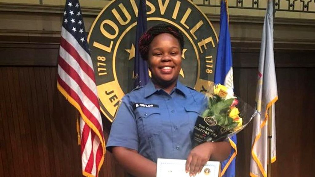 Breonna Taylor: Louisville officer to be fired for deadly force ...