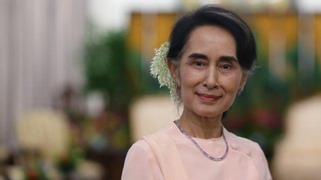 ミャンマー総選挙、アウンサンスーチー氏率いる与党が過半数 公平性に ...