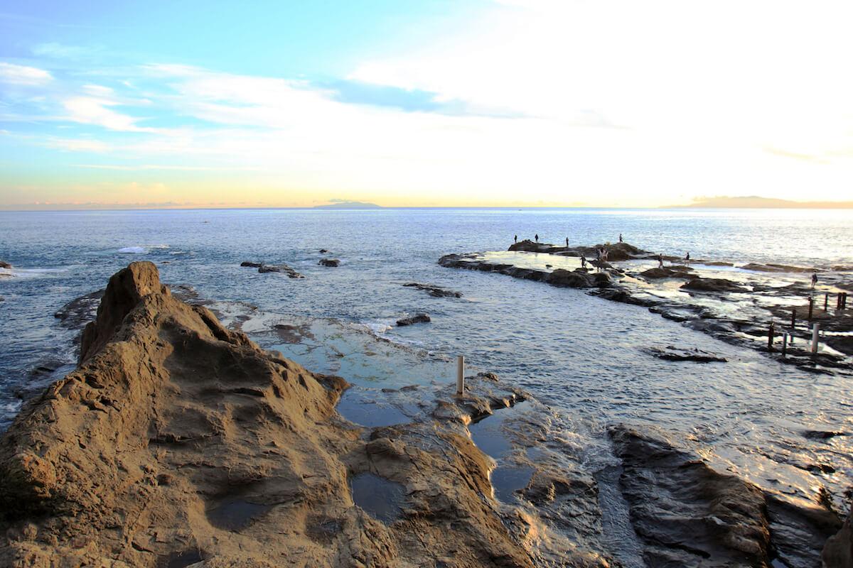 稚児ヶ淵 | 観光スポット-江の島 | 藤沢市観光公式ホームページ