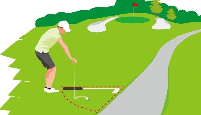 図解】2019年から新ゴルフルールに大幅変更!セルフプレーで役立つ覚え ...