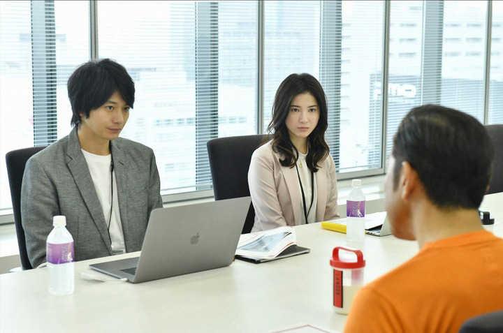 わたし、定時で帰ります。:向井理&吉高由里子に「ナイスコンビ」の声 ...