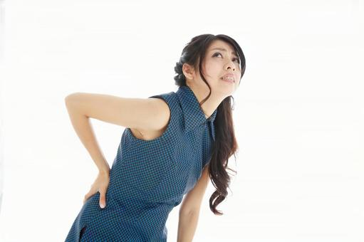腰が痛いの写真素材 写真素材なら「写真AC」無料(フリー)ダウンロードOK