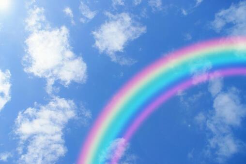 虹の写真素材|写真素材なら「写真AC」無料(フリー)ダウンロードOK