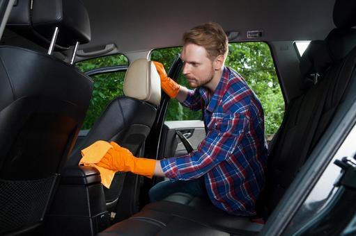 車内清掃の写真素材|写真素材なら「写真AC」無料(フリー)ダウンロードOK