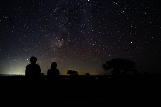 夜空の星たちを見に行こう~知床スター&ムーンウォッチング~ | 旅 ...