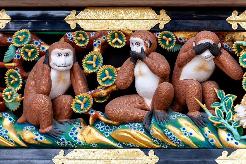 世界遺産【日光東照宮】見どころは「動物!」三猿や眠り猫、パワー ...