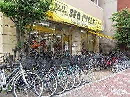 セオサイクル立石店   かつしか商店街