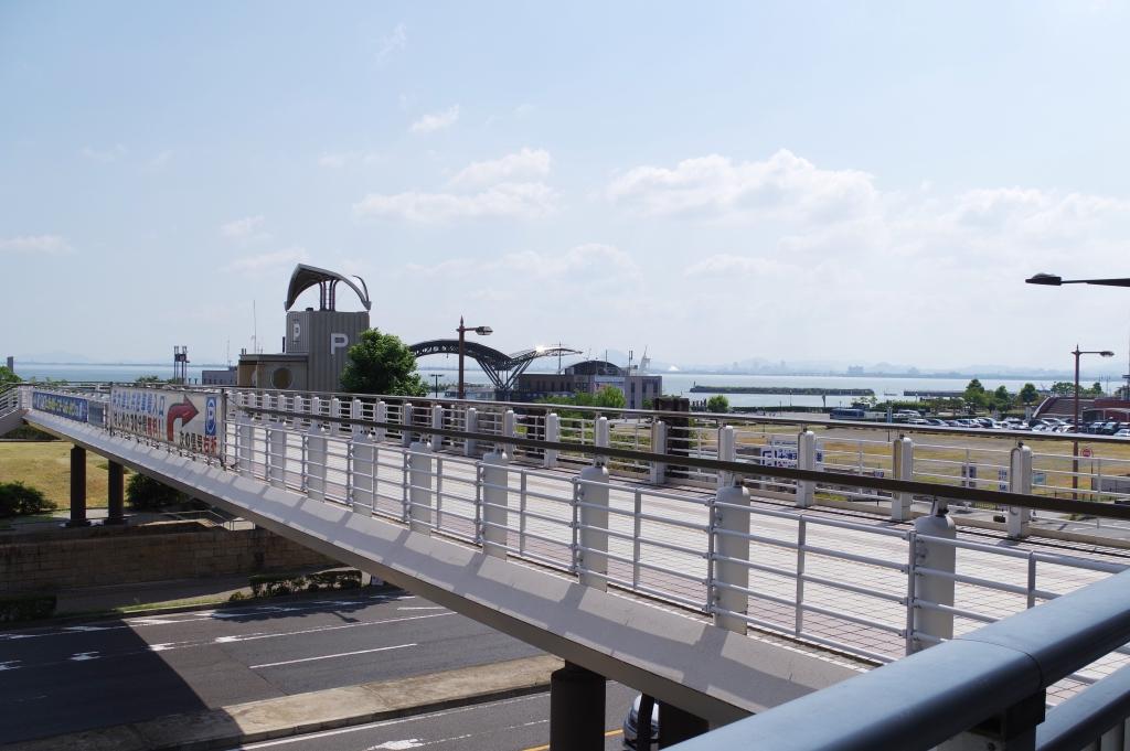 写真25枚】びわ湖浜大津駅[滋賀県]|全国風景写真|みやだい
