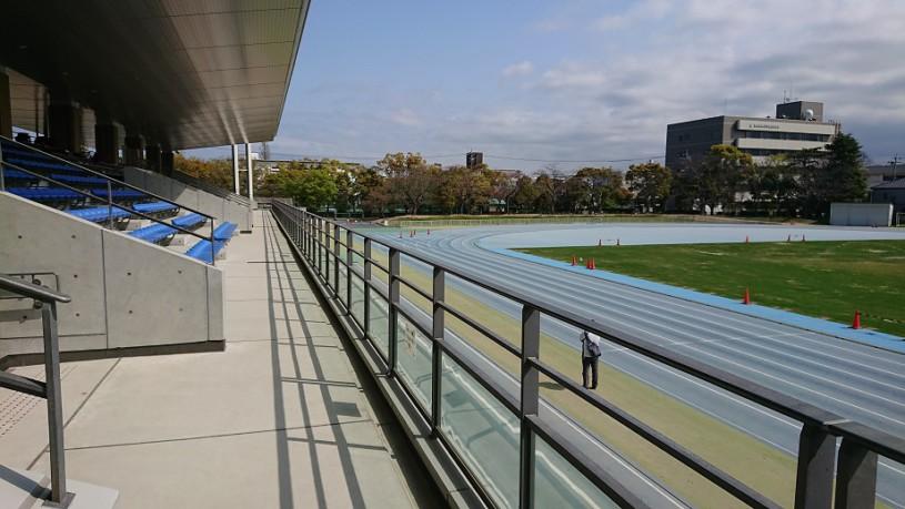 新陸上競技場!トイレ清掃だっ! | 愛知県豊橋市 管財株式会社 | ブログ
