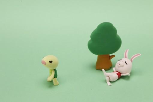 ウサギとカメの写真素材|写真素材なら「写真AC」無料(フリー ...