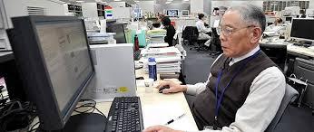 高齢者の就業者数800万人を突破 : 2017年労働力調査 | nippon.com