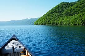 碧い蒼い支笏湖を漂う|家と草木のアトリエ hausgras|北海道札幌の ...