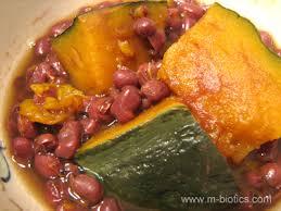 小豆かぼちゃ | マクロビオティック料理レシピ-マクロビオティック羅針盤