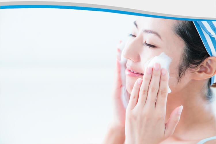 敏感肌のための洗顔講座─洗顔料の選び方から洗い方まで─|敏感肌研究 ...