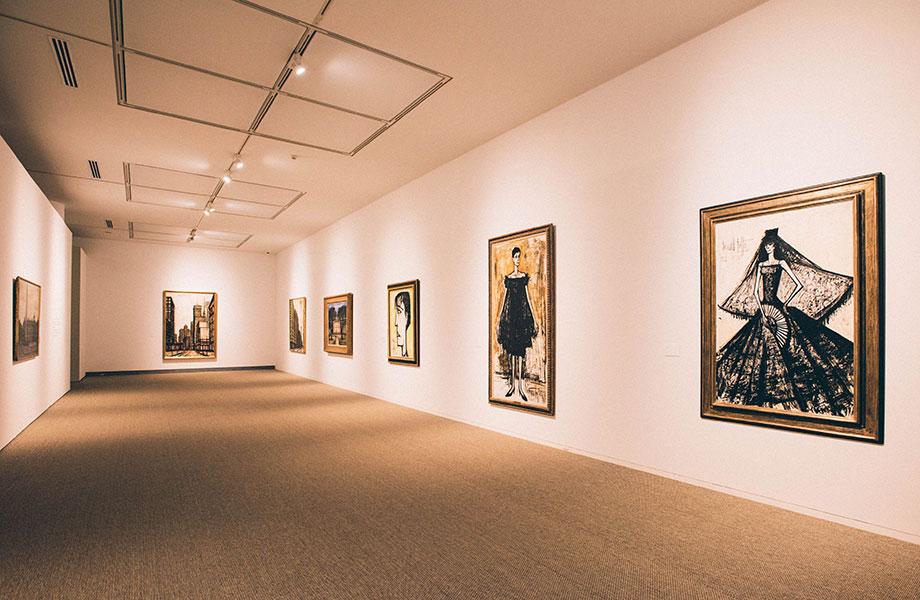 ベルナール・ビュフェ美術館   Bernard Buffet Museum