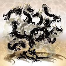 九頭龍伝説 (くずりゅうでんせつ)、日本にもあるドラゴン伝説 - waqwaq