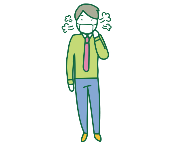 放っておくと危ない!長引く咳には要注意! | 病気と医療の知って ...