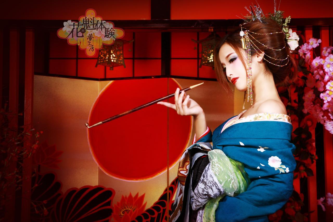 和とモダンが融合する花魁体験 - Attractive JAPAN Reservations