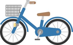 自転車のイラスト | 無料フリーイラスト素材集【Frame illust】
