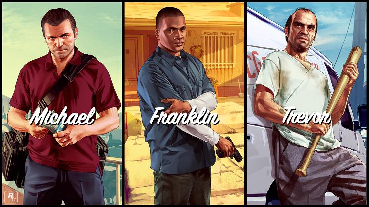 登場人物一覧 - Grand Theft Auto V(グランドセフトオート5)GTA5攻略 ...