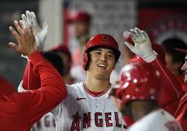 大谷翔平選手、22号ホームラン。止まらぬ勢いに、MLB公式が思わず呟い ...