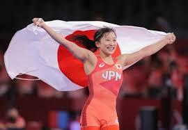 無敗のエース・須崎優衣が金メダル レスリング女子は最多タイの4階級 ...