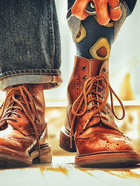 履き続けるべき価値がある。トリッカーズの革靴&ブーツ名作リスト ...