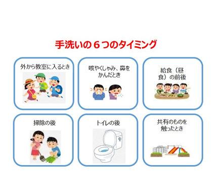 文科省、コロナ対策マニュアル「学校の新しい生活様式」作成2枚目の...