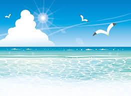 無料・フリー】夏休み・海など夏イラスト素材満載! | かわいい無料 ...