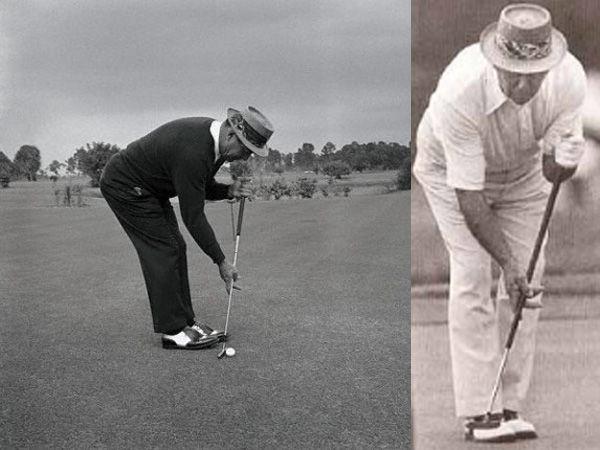 パッティングスタイルを見直すだけで解決することもある : ゴルフ ...