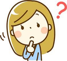 無料イラスト] 疑問が浮かぶ女性 - パブリックドメインQ:著作権フリー ...