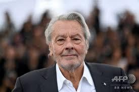 仏俳優アラン・ドロンさんが脳卒中、現在はスイスで療養 写真3枚 国際 ...