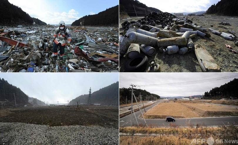 写真特集】東日本大震災から10年 震災直後と現在の様子 写真32枚 国際 ...