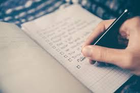夢や目標は紙に書くと達成しやすくなるのか?を実験してみた