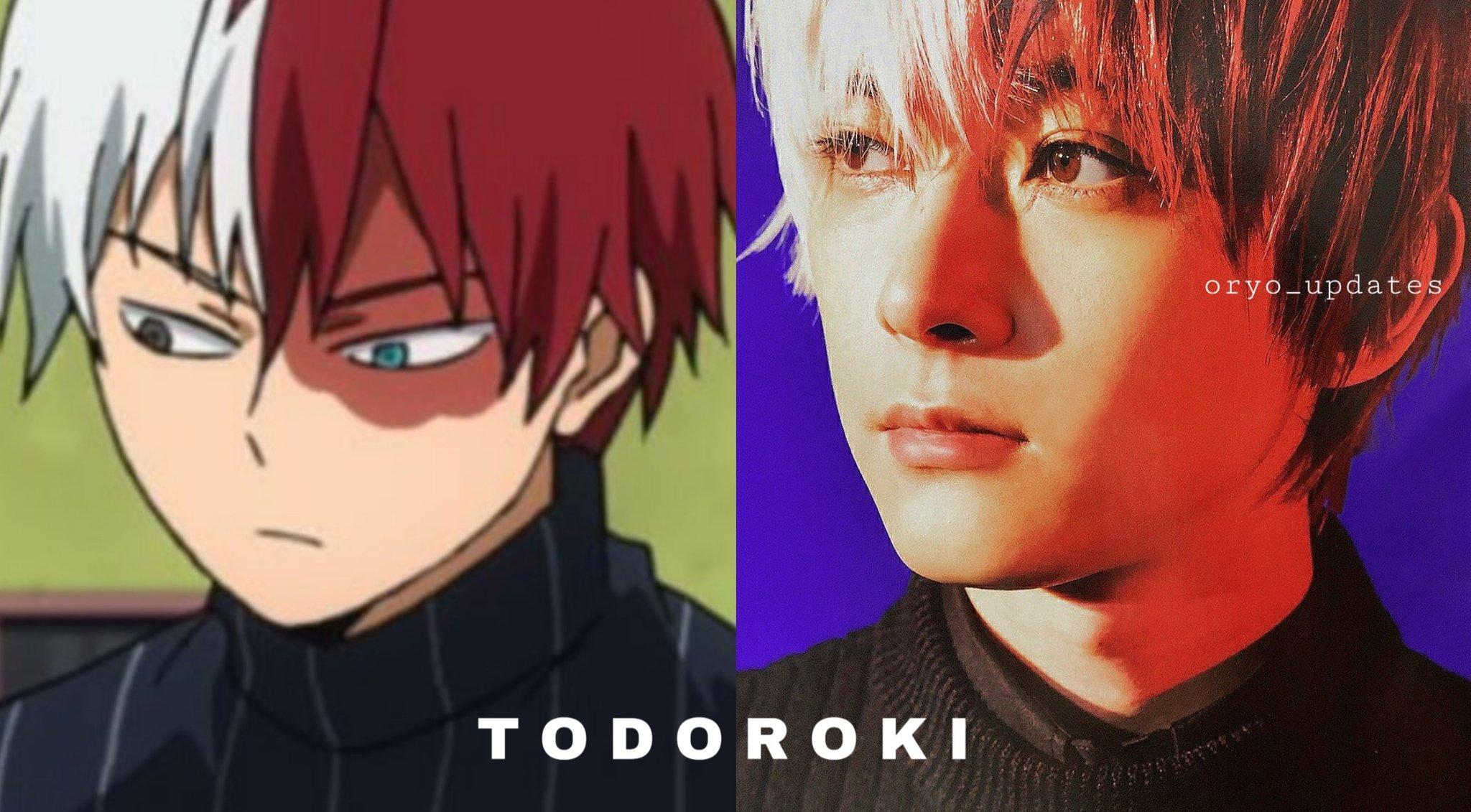 """吉沢亮 FANPAGE on Twitter: """"Ryo as Boku no Hero Academia ..."""