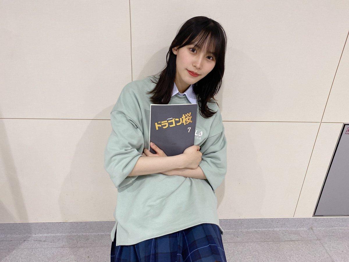 """南沙良 オフィシャル on Twitter: """"🌸『ドラゴン桜』第7話🌸 この後21 ..."""