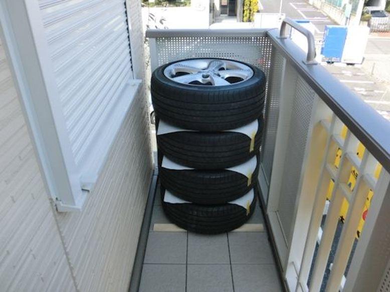 "Uživatel CARNNY na Twitteru: ""正しいタイヤの保管方法とは?タイヤを ..."
