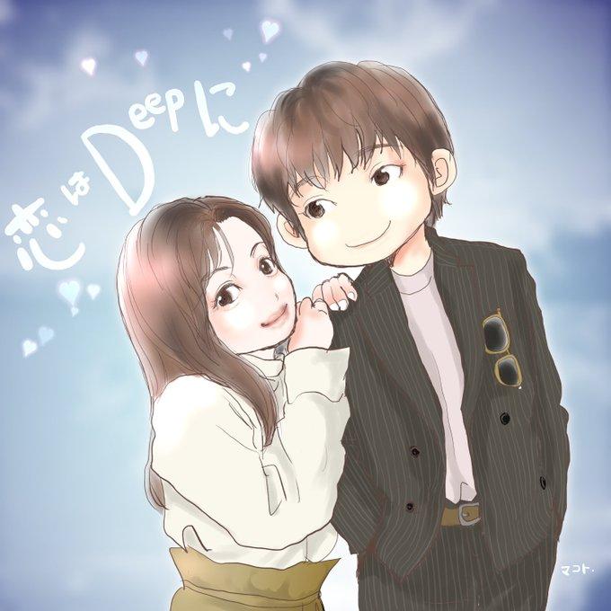 恋ぷにのTwitter漫画作品