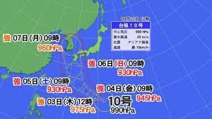 気象庁異例会見 稀にみる危険な台風10号 今できる備えを(三ヶ尻知子 ...